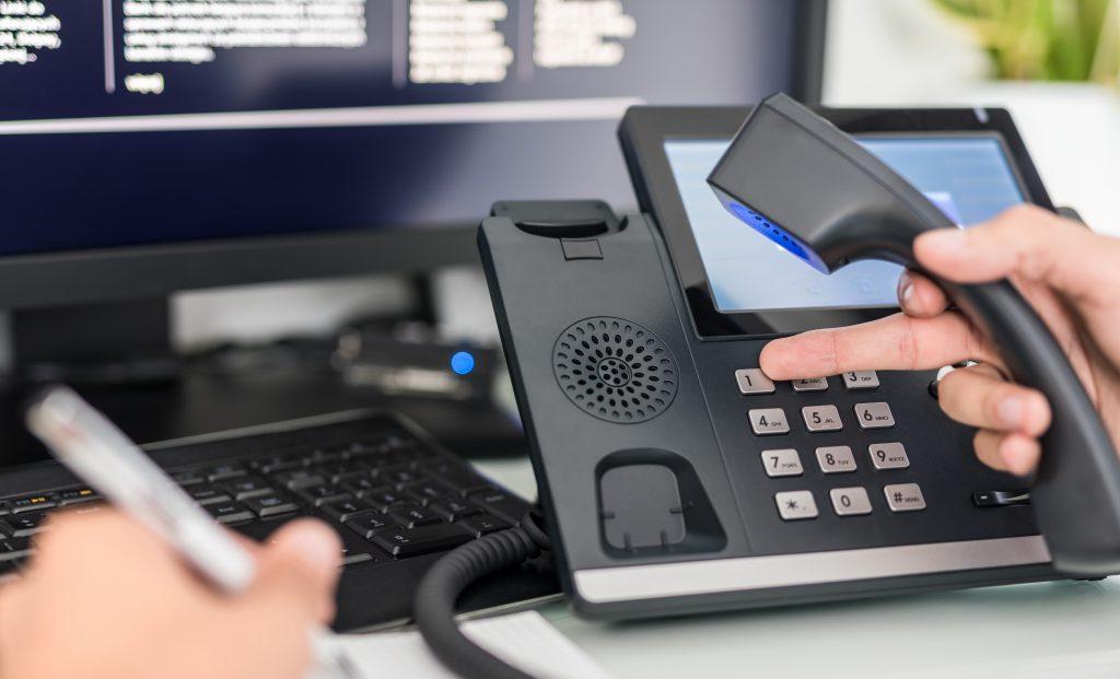 Solution de centraux téléphonique