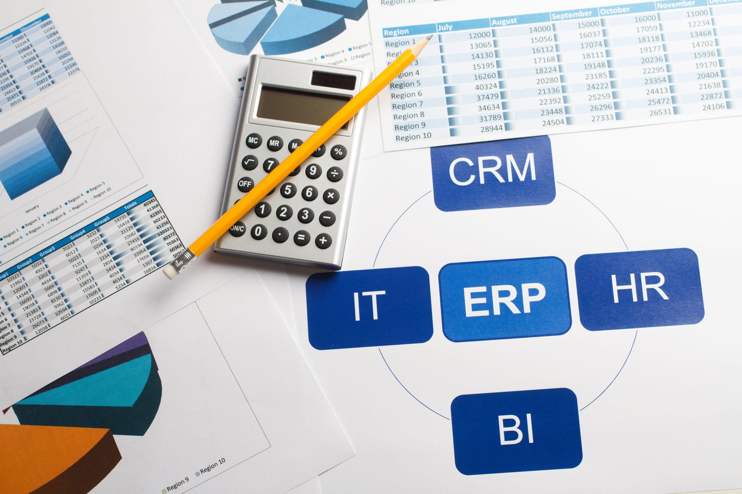 Gérer votre entreprise avec un ERP et un CRM